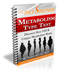 The Diet Solution Program Metabolism Type Test